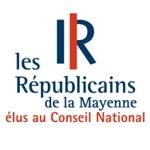 Délégués Les Républicains de la Mayenne au Conseil National