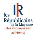 Représentants des nouveaux adhérents Les Républicains de la Mayenne